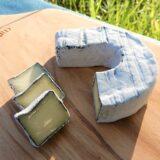 勝馬蹄(かちばてい)-毎年、大杉神社(稲敷市)の例祭に奉納している馬蹄型のチーズです